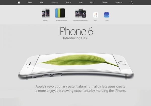 iPhone 6 Flex