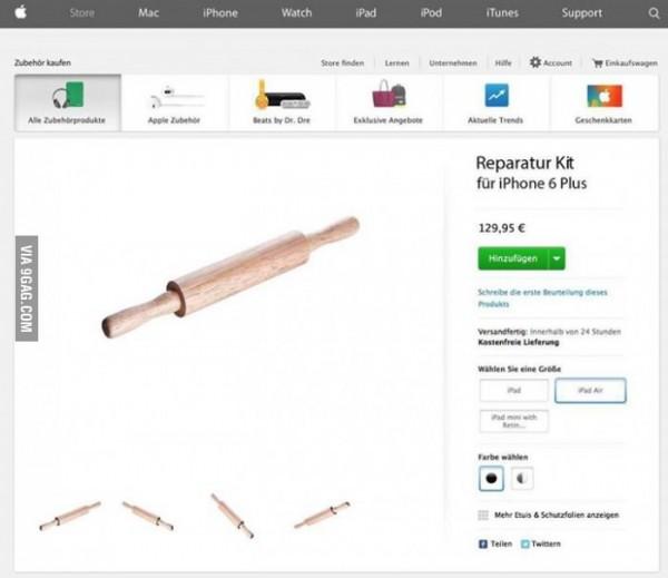 iPhone 6 Plus Roller