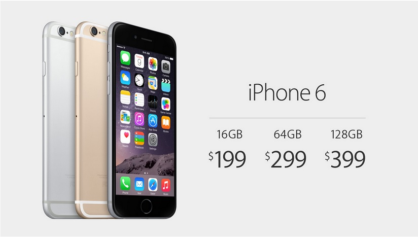 iphone 6 price usa apple announces the new iphone 6 now with a 4 7 quot display 15057