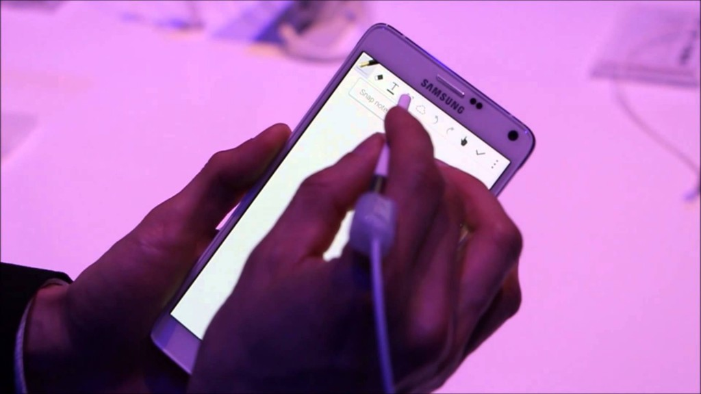 [Update: Now with Video!] Hands On: Samsung Galaxy Note 4 & Galaxy Note Edge