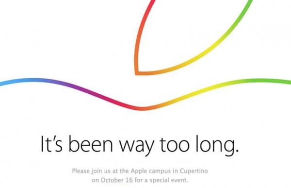 Apple Press Event, 16 October 2014