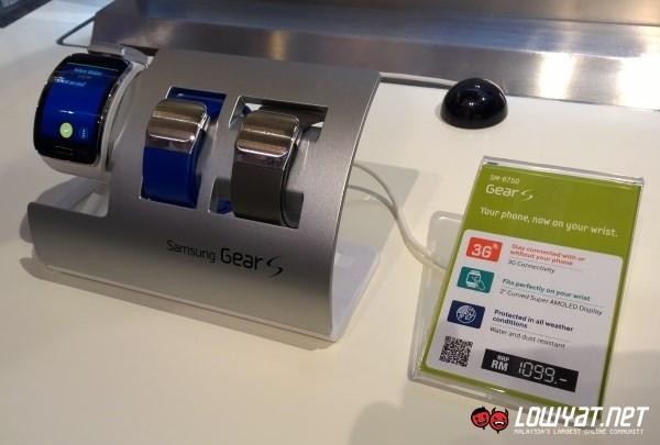 Samsung Gear S Launch Malaysia