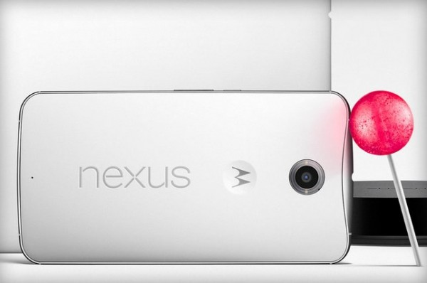 Google Nexus 6 by Motorola