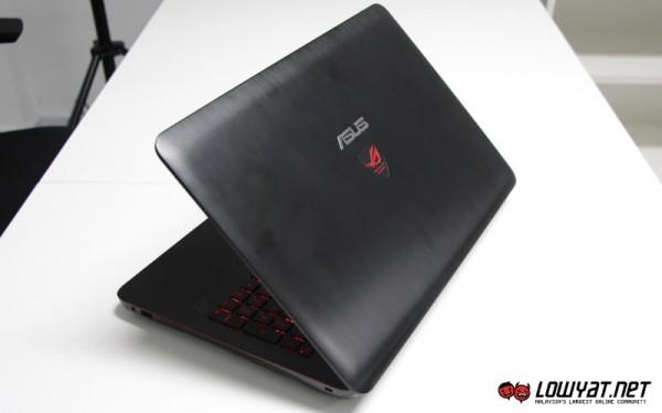 ASUS Republic of Gamers G551 Gaming Laptop