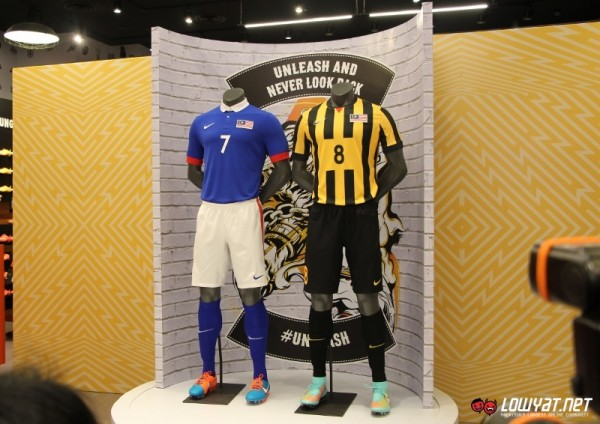 2014 Nike Malaysia National Football Jersey Launch 01
