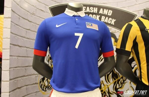 si nike shox patrimoine - 2014 Nike Malaysia National Football Jersey Launch 04 \u2013 Lowyat.NET