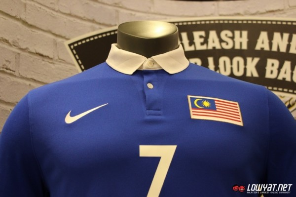2014 Nike Malaysia National Football Jersey Launch 08