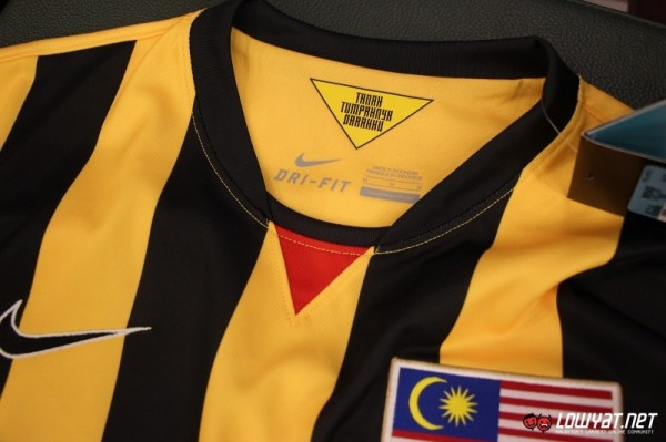 2014 Nike Malaysia National Football Jersey Launch 10