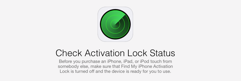 check iphone lock status apple quietly removes tool that lets users check if an 13809