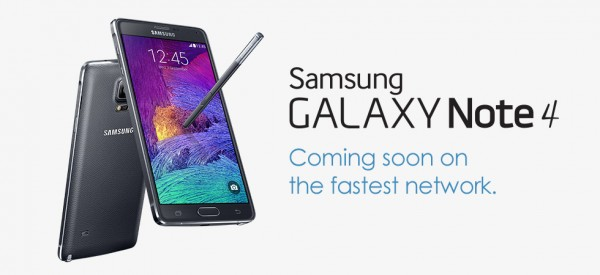 Celcom Note 4 Coming Soon
