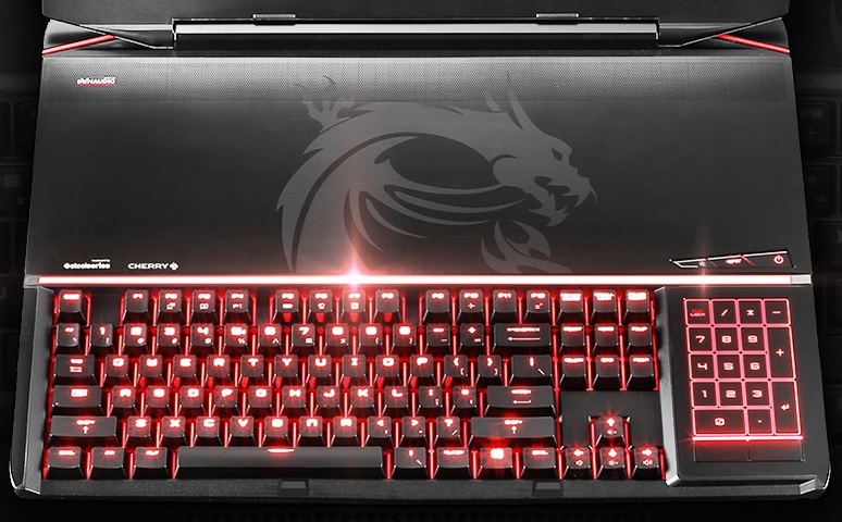 MSI Unveils New Gaming Laptop With Mechanical Keyboard | Lowyat.NET