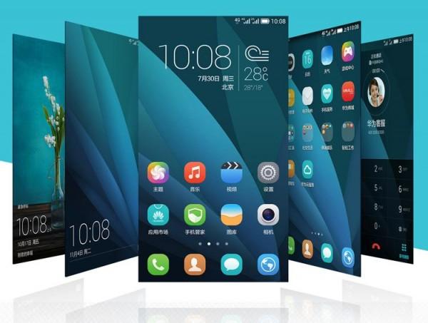 Huawei Honor 4X UI