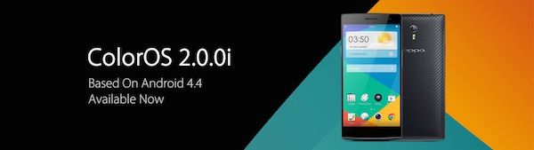 Oppo Find 7 and Find 7a Android 4.4 KitKat Update