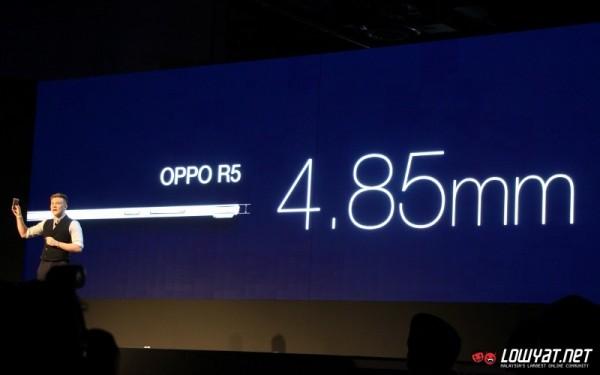 Oppo R5 Launch 02