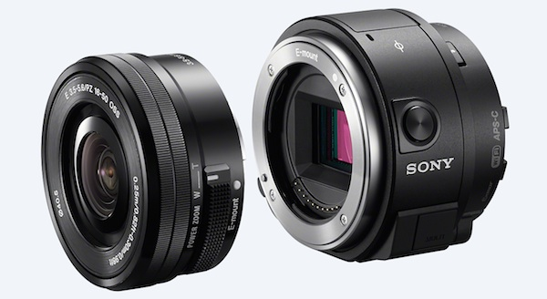 Sony ILCE QX1