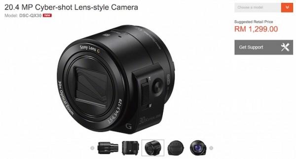 Sony QX30 Price Malaysia