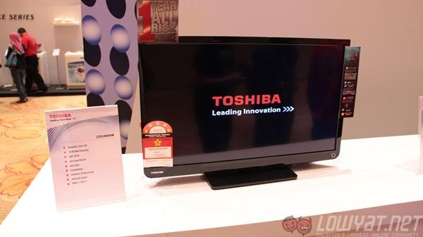 Toshiba S2400