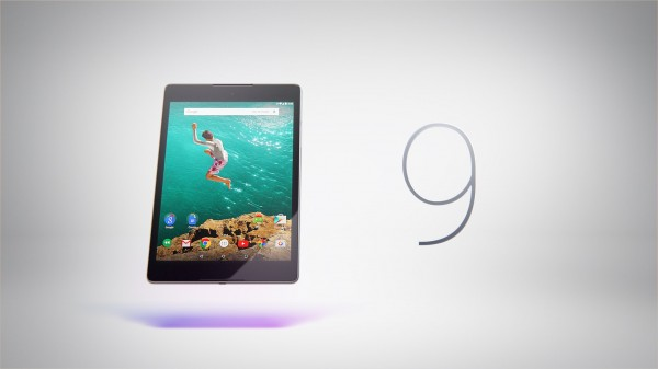 Google Nexus 9 Goes Official: The Android 5.0 Lollipop Tablet by HTC