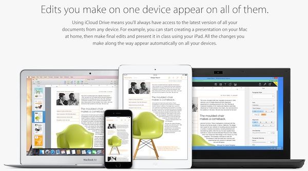 iCloud Drive Documents