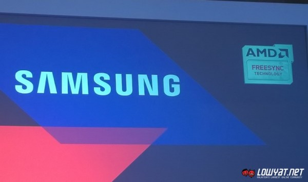 Samsung and AMD FreeSync Technology