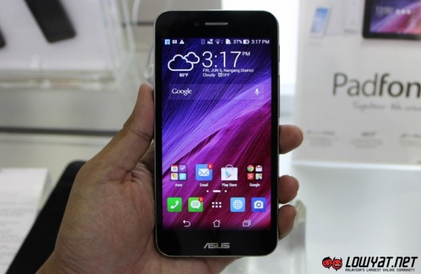 ASUS Padfone S Hands On 15