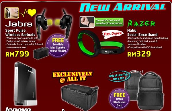 All IT Razer Nabu Pre-Order