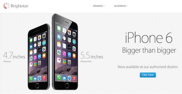 Brightstar iPhone 6