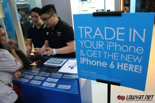 Celcom iPhone Trade In Program 01