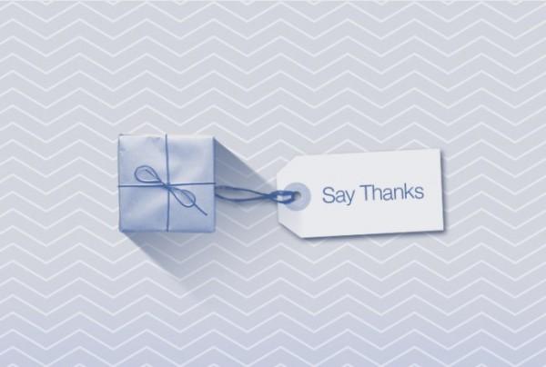 Fb say thanks 1