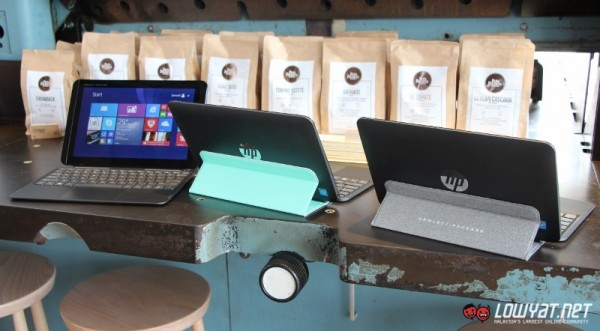 HP Pavilion x2 Hands On 15