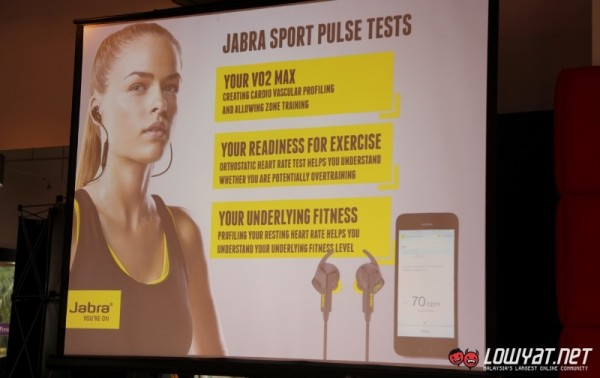 Jabra Sport Pulse Wireless Earbuds Malaysian Launch 04