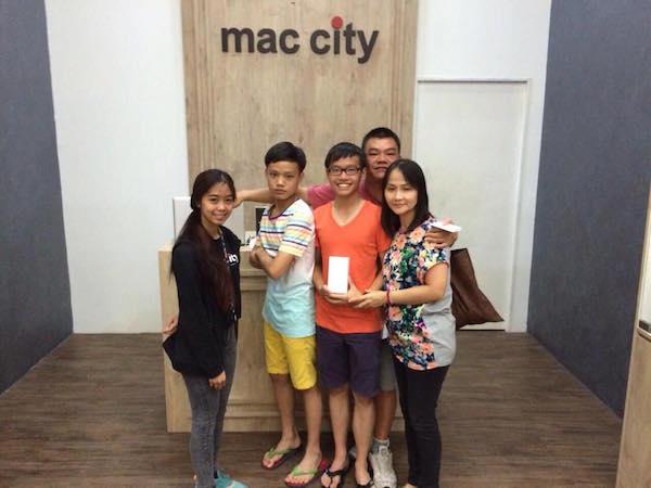 Mac City iPhone