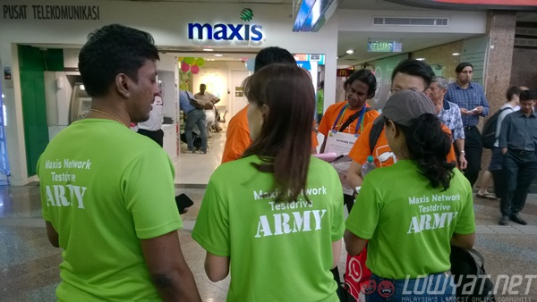Maxis Network Test 002
