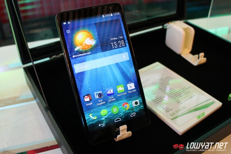 Acer Liquid X1 Jade And Z500 Lands In Malaysia Price Begins From