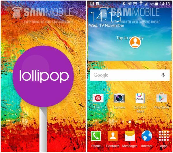 Note 3 Lollipop main