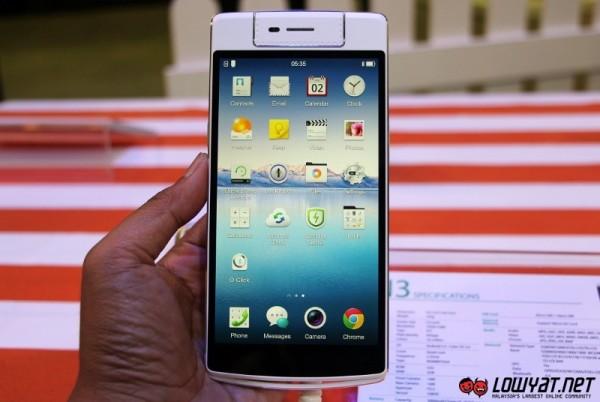Oppo N3 Hands On 11
