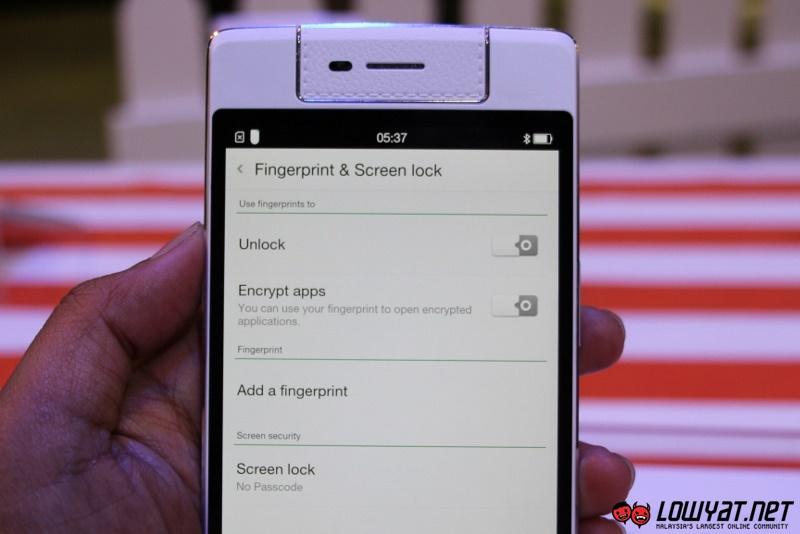 Hands On: Oppo N3 | Lowyat NET