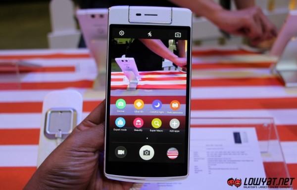 Oppo N3 Hands On 25