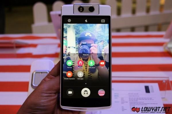 Oppo N3 Hands On 26