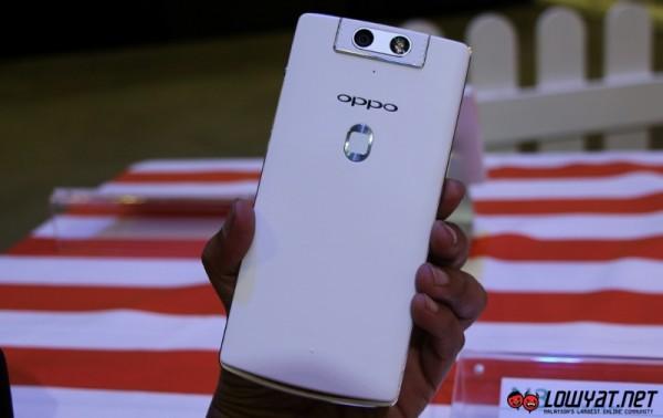 Oppo N3 Hands On 29