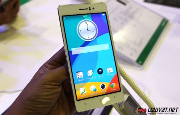Oppo R5 Hands On 20