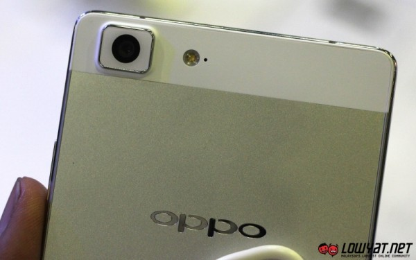Oppo R5 Hands On 25