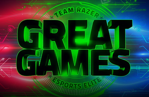 Team Razer Great Games