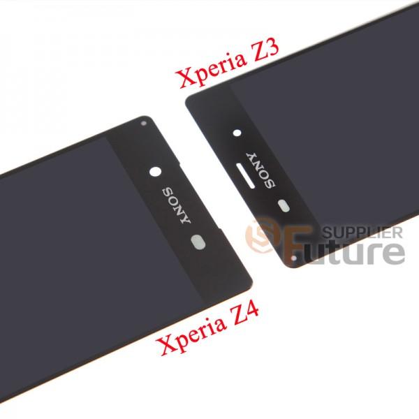 Xperia Z4 Touch Digitizer 3