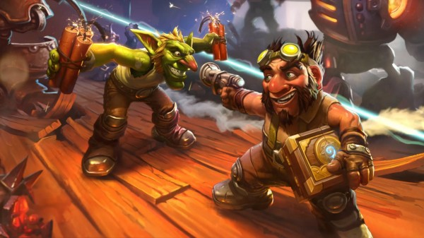 Blizzcon 2014: Hearthstone Reveals Goblins Vs Gnomes Expansion