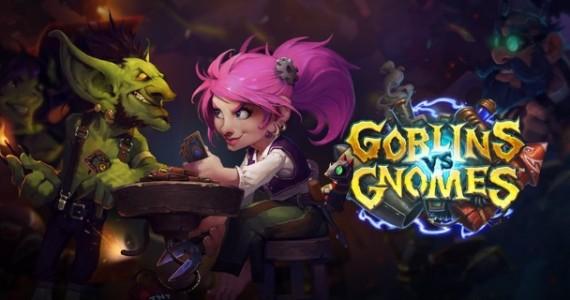 Blizzcon 2014: Hearthstone Reveals Goblins Vs Gnomes Expansion