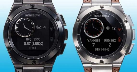 HP: New Isaac Mizrahi Smartwatch Unveiled