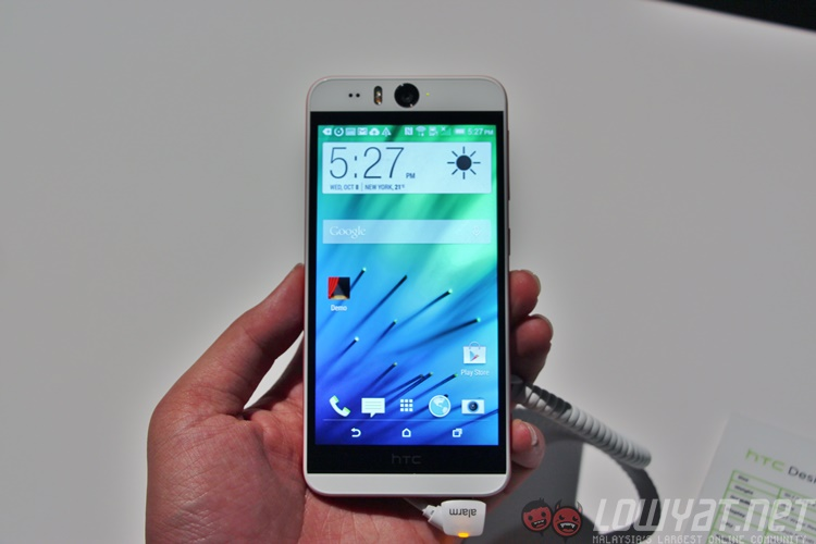 HTC Desire EYE, One E8, Butterfly S Now Updated to Android ...