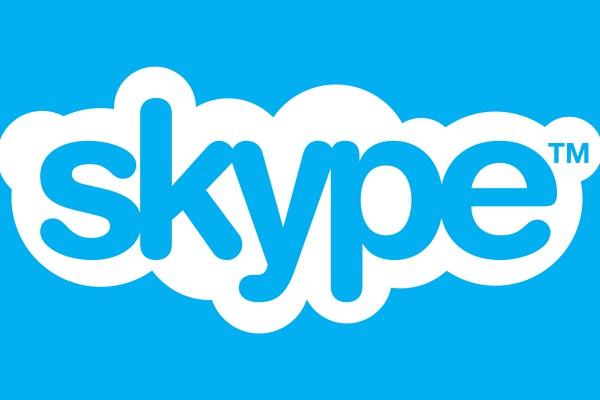 skype cover