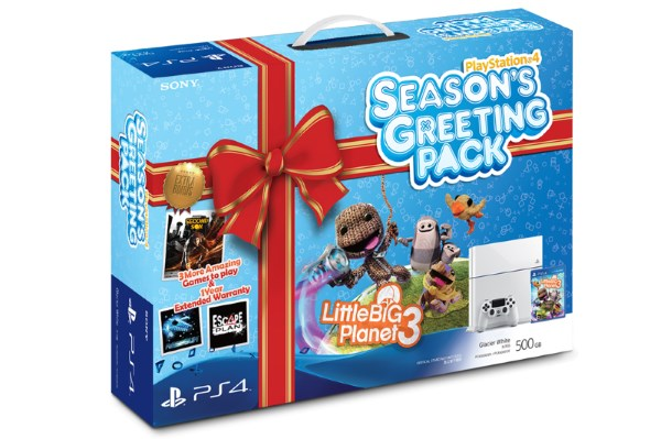 Sony PlayStation 4 Season's Greeting Pack